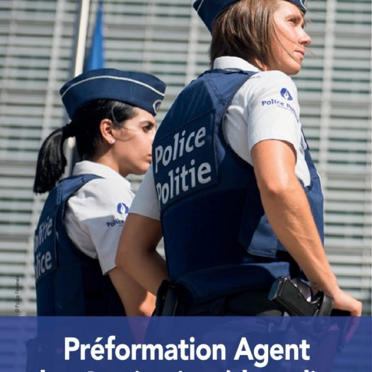 PRÉFORMATION AGENT DE SÉCURISATION / DE POLICE